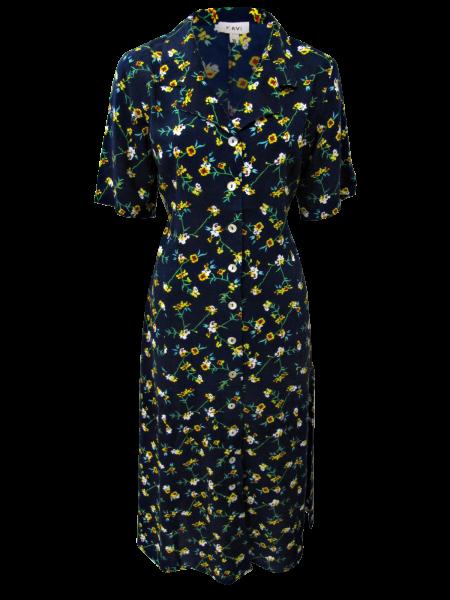 Maxi Kleid im Blümchen Druck