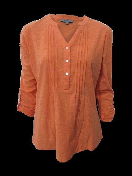 Baumwoll Shirt mit Knöpfen